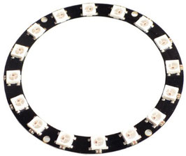 LED krog WS2812 16 kos