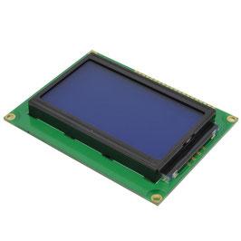 LCD 128x64 grafični  moder