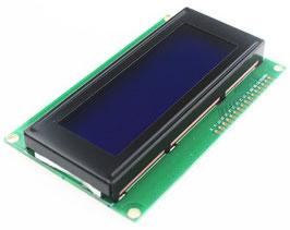 LCD 20x4 karakter moder