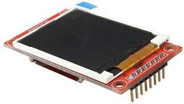 "LCD TFT 1.8"" 128x160 s SD kartico"