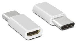 Adapter microUSB v USB C