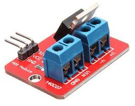 MOSFET izhodni modul 1 kanalni