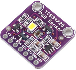 Senzor barvni TCS34725