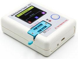 Tester elektronskih komponent - Barvni, Lipo