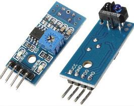 Senzor ovir IR - TCRT5000