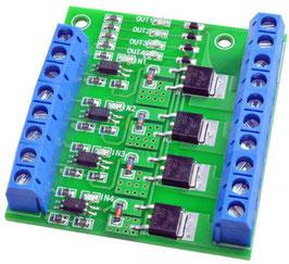 MOSFET izhodni modul 4 kanalni