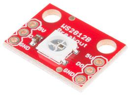 LED WS2812 PCB 1 kos