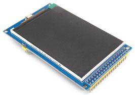 """LCD TFT 3,2"""" 320x480 Mega s SD čitalcem"""