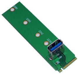 Riser M.2 USB