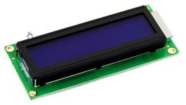 LCD 16x2 karakter moder