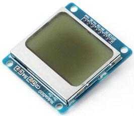 LCD 5110 84x48 grafični moder