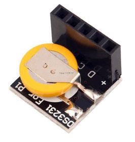 RTC DS3231 I2C z baterijo - RPI
