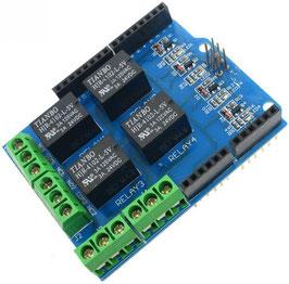 Relejni modul 4 kanalni Uno Mega shield
