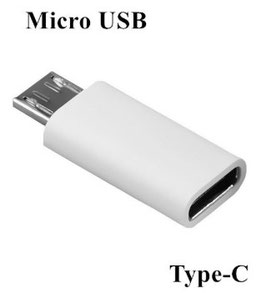 Adapter Micro USB M v USB C
