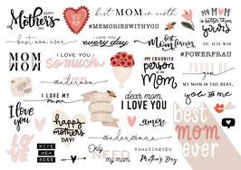 INSTAGRAM STORY STICKER MOTHERS DAY