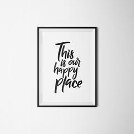 PRINT happy place