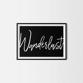 PRINT Wanderlust