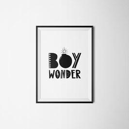 PRINT Boy Wonder