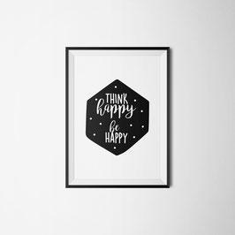 PRINT Happy