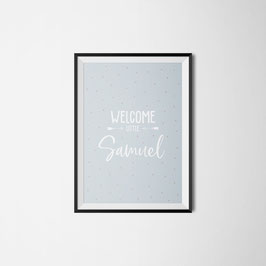 PRINT WELCOME IV