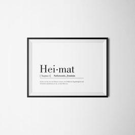 PRINT HEIMAT
