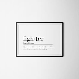 PRINT FIGHTER