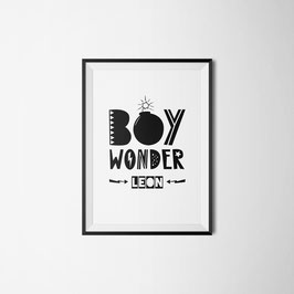 PRINT BOY WONDER II