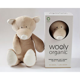 Orso in peluche biologico