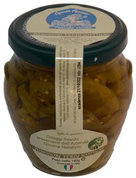 Pomodori Verdi Sottolio