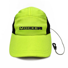 Mocke Fly Dry Cap gelbgrün