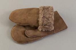 Fausthandschuhe taupe (Schlamm)