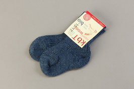 Kindersocken blau