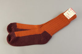 Trekkingsocken orange