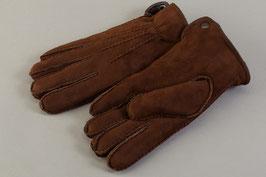 Fingerhandschuhe dunkelbraun