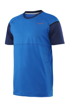 Head Performance Shirt blau