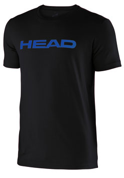 Head Ivan Shirt schwarz