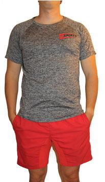 GoSports Shirt dunkel grau
