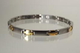 8312B - Magnetarmband bicolor