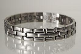 8035S - Magnetarmband silber