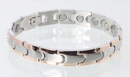 8063B - Magnetarmband Bicolore