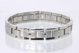8225S - Magnetarmband Edelstahl