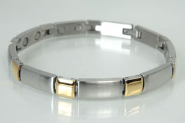 8647B - Magnetarmband Bicolore