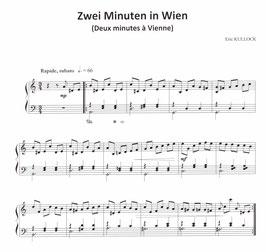 Zwei Minuten in Wien (Deux minutes à Vienne)