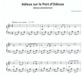 Adieux sur le port d'Odessa (Danse ukrainienne)