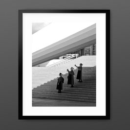 ART PRiNT  'Taking Pictures'