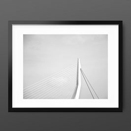 ART PRiNT  'Erasmus Bridge'
