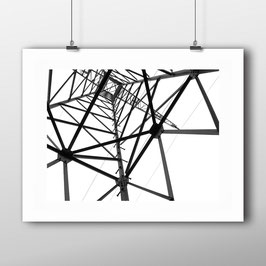 ART PRiNT 'Electrical Tower Inside'
