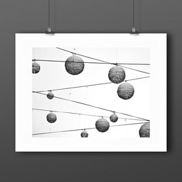 ART PRiNT  'Light Ball'