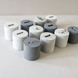 Concrete Cylinder Ring-stand With Recess