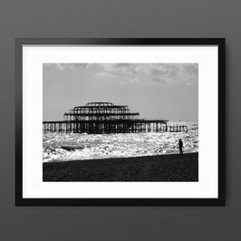ART PRiNT 'The Beach'